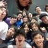 郷本直也さんのブログから舞台幽白の集合写真